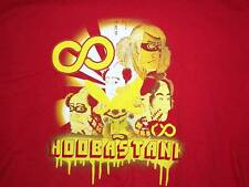 Hoobastank T Shirt Red Japanese Size Adult Xl Red T-shirt Vtg