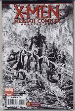 X-Men Messiah Complex Part 1 PX Finch Sketch Variant