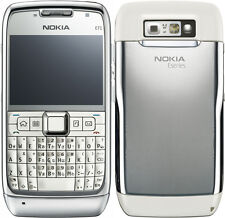 Brand New Unlocked Original Nokia E71 Bar Phone QWERT Keypad 3G WIFI Mobile UK
