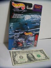 Hot Wheels Motorcycle  Scorchin' Scooter Deluxe - Nascar - Big Kmart #66 - 1999