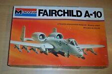 42-5405 MONOGRAM 1/72 FAIRCHILD-REPUBLIC A-10 THUNDERBOLT II Plastic Model Kit