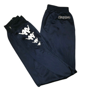 Vintage KAPPA Navy Track Pants Mens Large