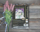 Dimensions Counted Cross Stich Petites Gold Collection White Peonies 65074