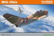 MIG-15bis (5 DECOS) PROFIPACK EDUARD PLASTIC KIT 1/72