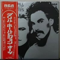 DARYL HALL & JOHN OATES SAME RCA RCA-6331 Japan OBI VINYL LP