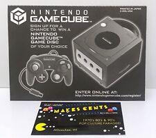 """Mailer Card"" Nintendo Gamecube Authentic Original Insert Only"