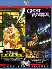 The House Where Evil Dwells/Ghost Warrior (Blu-ray)