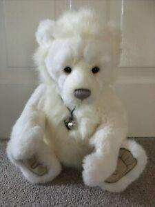 Charlie Bears CHILLBLAINE , NEW WITH TAGS, RETIRED! Perfect Christmas Gift!