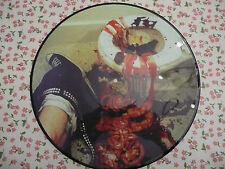 Impaled – The Dead Shall Dead Remain picture disc Mint lp