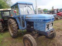 Leyland 255 &  270  Tractor Workshop Manual