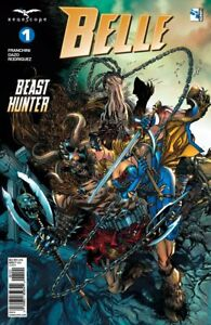 Zenescope GRIMM FAIRY TALES Belle Beast Hunter Issue #1 Cover B Talibao NM NEW