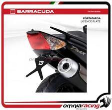 Barracuda Kit Portatarga regolabile in alluminio per Yamaha Tmax 500 2008>2011
