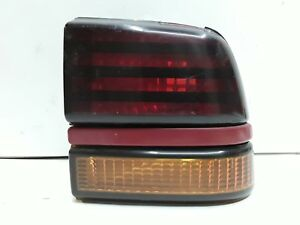 88 89 90 91 Pontiac Sunbird right rear passenger tail light assembly OEM Red