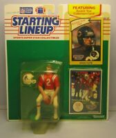 1990  DOUG FLUTIE Starting Lineup (SLU) Football Figure - NEW ENGLAND PATRIOTS