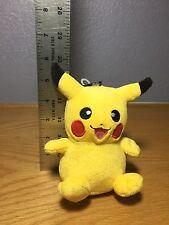 Pokemon Diamond and Pearl Edition Mini Plush Pikachu