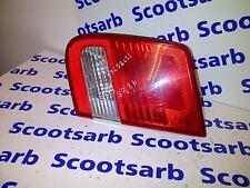 SAAB 9-3 93 Off Lato Posteriore Coda Lampada Boot 2003 12785766 4-PORTA DESTRA Driver