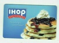 IHOP Gift Card Restaurant / Blueberry Pancakes - No Value - I Combine Shipping