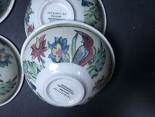 Pottery Barn Iznik Salad Bowls, Set of 4 - New in  box
