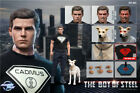 Soosootoys SST021 1/6 Titans Superboy The boy of steel W/ Dog Action Figure