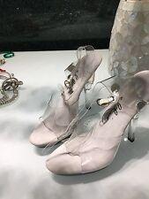 COMPETITION Fitness POSING SUIT SHOES  Ellie Shoes Women's M Jewel Platform