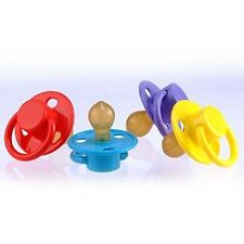 Little Wonders - Latex Cherry Soother dummy pacifier - 5 colours to choose from