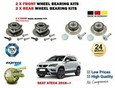 Para Seat Ateca 1.4 TSI 1.6 2.0 Tdi 2016- > 2X Frente + 2X Rueda Trasera
