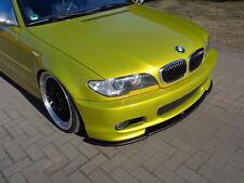 Cuplippe BMW E46 M Technik 2 Lippe Spoiler Schwert Ansatz M Paket 2 ABS incl ABE