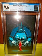 ADVENTURE TIME 2013 SUMMER SPECIAL #1 CGC 9.6