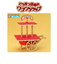 Megahouse Miniatures Wagon Shop Panda Display Cart, for 1:6 and Re-Ment size