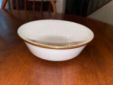 "NEW Lenox Eternal Fine Bone China Ivory Fruit Dessert Bowl 5"" Made In USA"