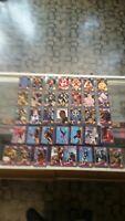 Lot of 36 1994 Bandai Cardzillion Power Rangers Trading Cards mini