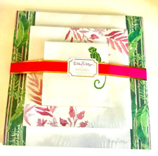 NWT Lilly Pulitzer Notepad Set of 3 in Chimpoiserie Print