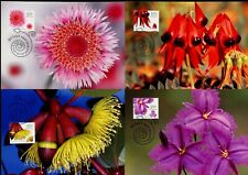 Australia Maximum / Maxi Cards - 2005 Australian Wildflowers