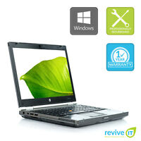 Custom Build HP EliteBook 8470W Laptop  i5 Dual-Core Min 2.80GHz B v.WAA