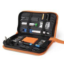 Fer à Souder Kit avec température réglable de soudage pistolet 60 W 220 V 13pcs