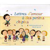 Dominique Brisson - Lettres d'amour à des petites chipies - 2007 - Bande dessiné