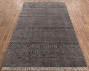 6x9 Line Tribal Design Rug, Handmade Rug, Christmas, Free Shipping!!!....4056