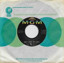 THE ANIMALS  Don't Bring Me Down / Cheating  original 45 from 1966