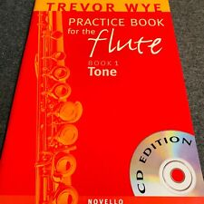 Practice Book for the Flute Book 1 Tone with Cd - Trevor Wye
