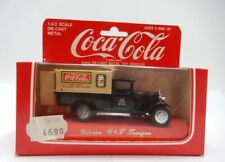 Solido Véhicule 1/43 CITROEN C4 F FOURGON Coca-Cola