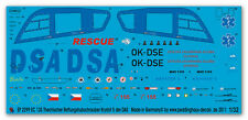 Peddinghaus 2299 1/32 EC 135 Krystof 5 thechischer Rescue Helicopter The The