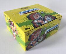 Garbage Pail Kids Prime Slime Trashy TV Empty Display Retail Box Topps 2016