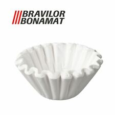 250 x Bravilor Paper Coffee Filter Cups for B10 Coffee Makers - 10 Litre