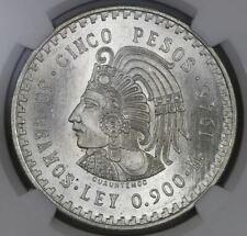 12 12717 UNCIRCULED 1981 UN PESO MEXICAN COIN