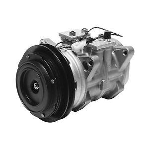 Remanufactured A/C Compressor & Clutch Denso for Toyota Land Cruiser 4.2 L6
