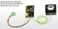 Uhlenbrock 36020 IntelliSound Decoder leer