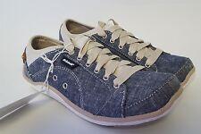 NWT  DR. SCHOLL'S Free Step Denim Comfort Sneakers Women's Tennis Shoes Sz 6 M
