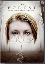 The Forest DVD, Eoin Macken, Yukiyoshi Ozawa, Taylor Kinney, Natalie Dormer, Jas