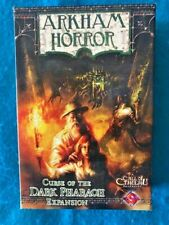 Arkham Horror CURSE OF THE DARK PHARAOH Expansion - Cards in SW, New