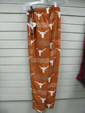 Texas Longhorns Pajama Sleeper Boys Girls Toddler Size18 Months NWT  #57